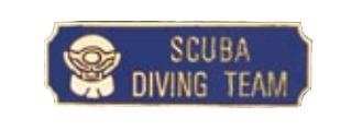 Scuba Diving Team-