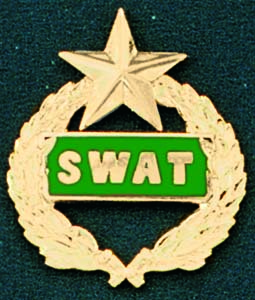SWAT with star-Premier Emblem