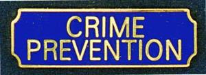 Crime Prevention-