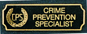 Crime Prevention Specialist-