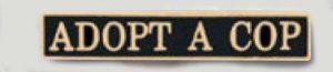 Adopt a Cop-Premier Emblem