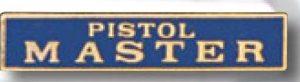 Pistol Master-Premier Emblem