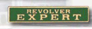 Revolver Expert-Premier Emblem