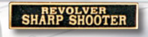 Revolver Sharp Shooter-Premier Emblem