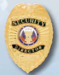 Security Director Badge-