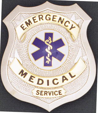 Emergency Medical Service Shield-