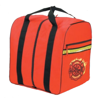 Step-In-Boot Fire Bag-Premier Emblem
