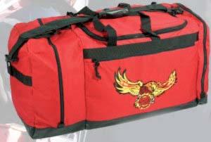 Large Fire Fighter Equipment Bag-Premier Emblem