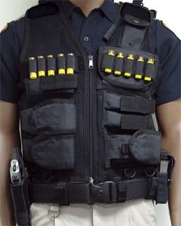 Crowd Control Vest Style # PBG-312-Premier Emblem