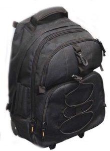 Rolling Backpack Gear Bag-Premier Emblem