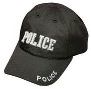 POLICE Stretchable Cap (3D - Letters)-