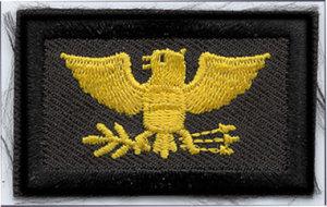 1 1/4 x 1 3/4 Colonel-Premier Emblem