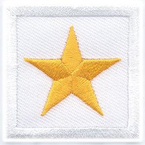 1 1/2 x 1 1/2 Chief-Premier Emblem