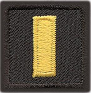 1 X 1 Lieutenant - Mini-