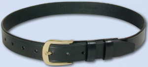 """1½"""" Garrison Belt-Premier Emblem"""