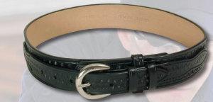 """1¾"""" Ranger Garrison Belt-Premier Emblem"""
