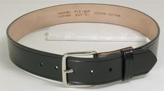 """1 1/2"""" 10-11OZ. Garrison Belt-Premier Emblem"""