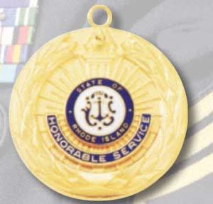 Commendation Medal PM-25-Premier Emblem