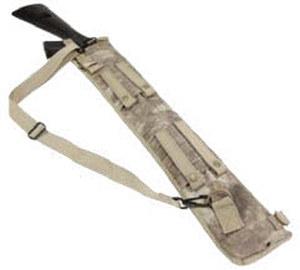 Tactical Shotgun Scabbard-