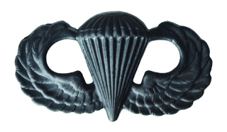 Parachutist-
