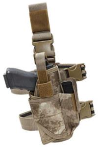 Tactical Tornado Drop Leg Holster-Premier Emblem
