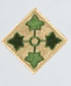 4th Infantry Div-