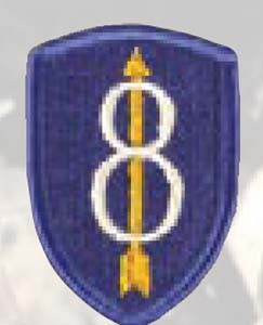 8th Infantry Div-