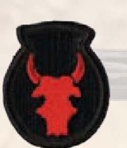 34th Infantry Div-Premier Emblem