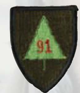 91st Infantry Div-