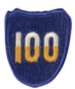 100th Infantry Div-
