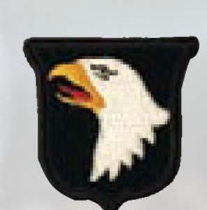 101st Airborne Div-Premier Emblem