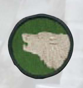 104th Infantry Div-Premier Emblem