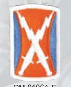 106th Signal Bde-Premier Emblem