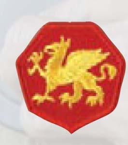 108th Abn Div-Premier Emblem