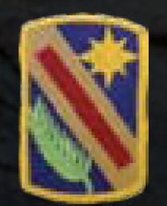 321st Sustainment Bde-Premier Emblem