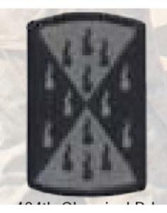 464th Chemical Bde-Premier Emblem
