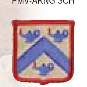 Cmd & Gen Staff School-Premier Emblem
