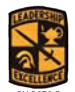 ROTC Cadet-