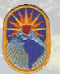 USAR Southern Cmd-Premier Emblem