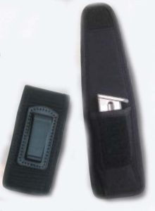 Undercover Single Magazine Case with belt clip-