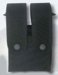 Double Case For Large Frame Glock Magazines-Premier Emblem