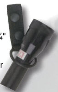 C-Cell Flashlight/Straight Baton Holder-Premier Emblem