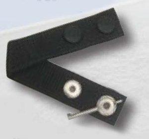 Hidden Cuff-Key Belt Keeper-