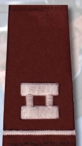 CAPT. Rank Shoulder Boards-Premier Emblem