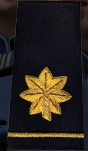 Major Rank Shoulder Boards-Premier Emblem