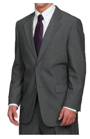 100 % Wool Gaberdine Suit-Security Executive