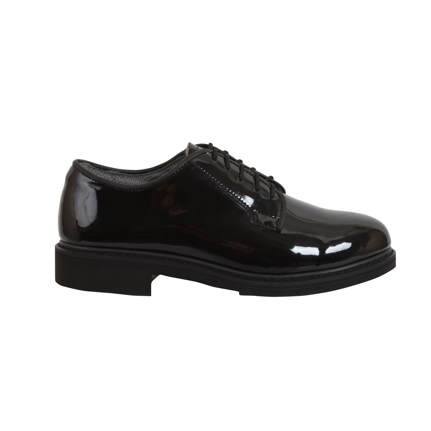 Hi-Gloss Oxford Dress Shoe-Spada Executive Security Footwear