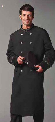 Entrance Coat-Doorman Coats