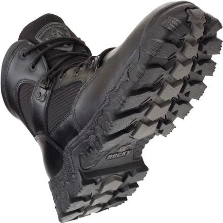 ALPHAFORCE WATERPROOF DUTY BOOT-Spada Executive Security Footwear