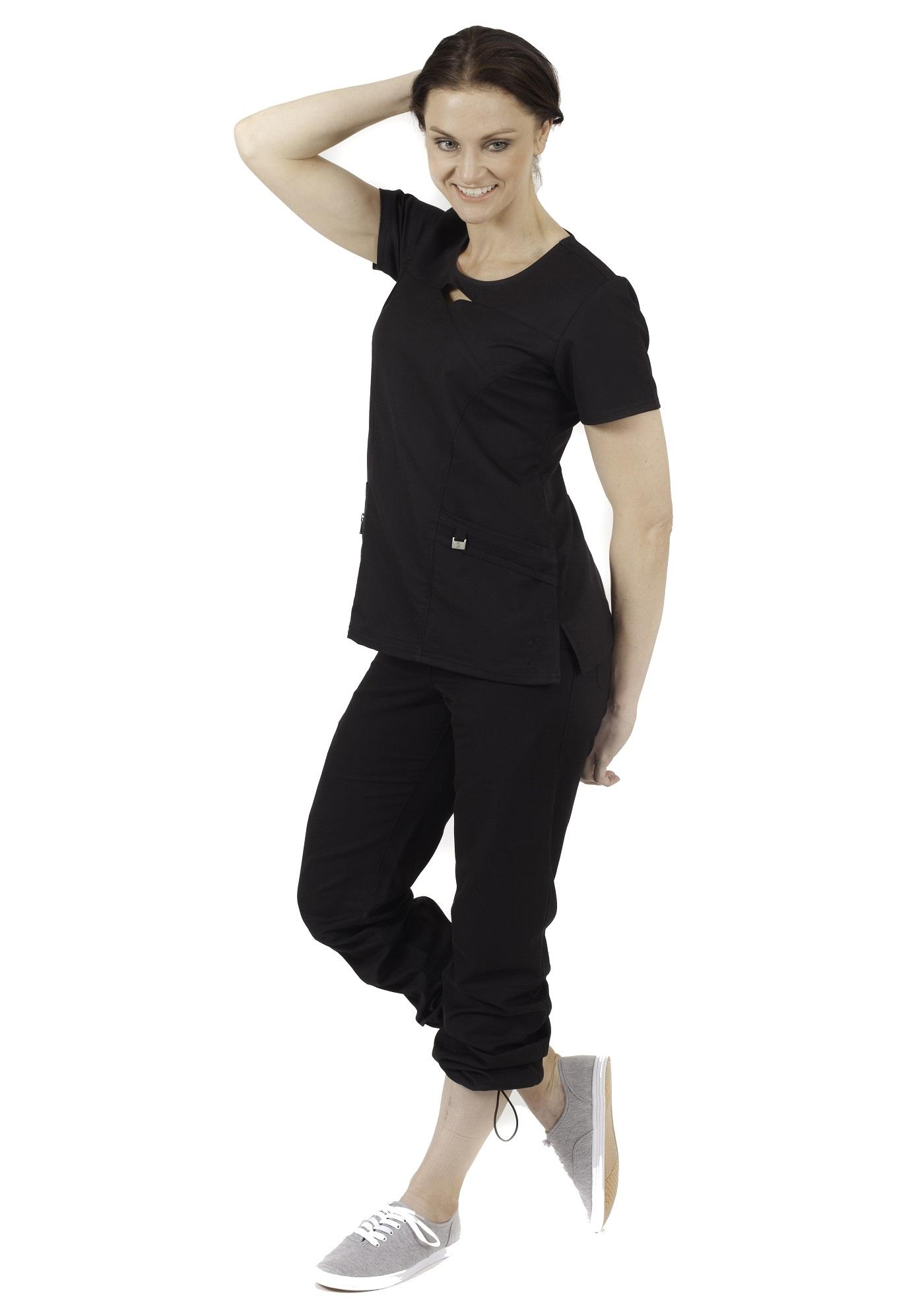 Toggle Hem Yoga Pant